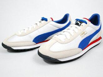 彪马PUMA EASY RIDER 363129-02 E G骑手运动鞋古典的老式的跑步人分歧D