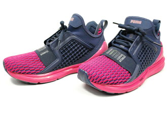 彪马PUMA IGNITE LIMITLESS COLOR BLOCK WN 189811-02 igunaitorimittoresukaraburokkuuimenzusunika