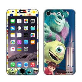 iPhoneSE 第2世代 iPhone8 ケース iPhone7 ケース モンスターズインク プロテクター スマホ カバー モンスターズユニバーシティ マイク サリー ブー スキンシール Gizmobies ギズモビーズ Disney ディズニー 「Monsters, Inc.」