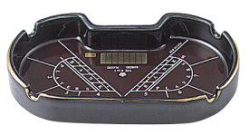 【トランプ・カジノグッズ】 バカラ テーブル型灰皿(S) 【ASHTRAY】