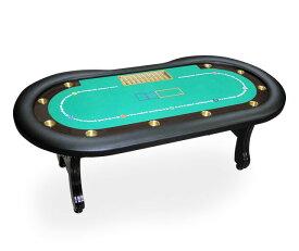 【カジノ用品】 トーナメントポーカーテーブル 【POKER】
