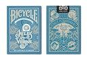 【トランプ】BICYCLE CLUB808 JULES VERNE ≪ バイスクル クラブ808 ジュール・ヴェルヌ ≫【限定生産品】【ネコポス対応可】