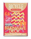 【手品・マジック】 【トリックカード】BICYCLE BRAINWAVE DECK(バイスクル ブレインウェーブデック)【ネコポス対応可】