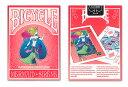 【トランプ】 BICYCLE MERMAID RED ≪バイスクル マーメイド 赤 ≫【ネコポス対応可】