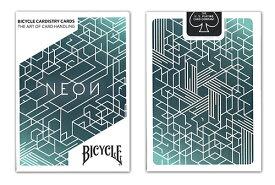【トランプ】BICYCLE NEON CARDISTRY ≪ バイスクル ネオン カーディストリー ≫【ネコポス対応可】