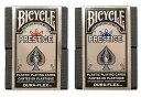【トランプ】【ポーカー】BICYCLE PRESTIGE RED/BLUE ≪バイスクルプレステージ レッド/ブルー≫