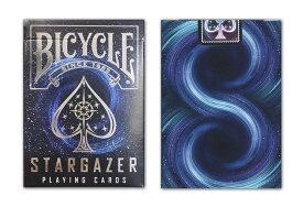 【トランプ】BICYCLE STARGAZER ≪ バイスクル スターゲイザー ≫【ネコポス対応可】