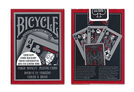 【トランプ】 BICYCLE (バイスクル) ≪TRAGIC ROYALTY (トラジックロイヤルティー)/Ver.CANADA≫【ネコポス対応可】