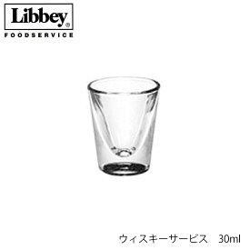 Libbey リビー ウィスキーサービス 30ml 6個セット