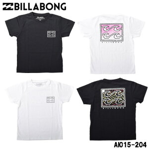 BILLABONG ビラボン Tシャツ 半袖 キッズ 子供服 USAコットン AI015-204 メール便で送料無料!(代引発送は出来ません)