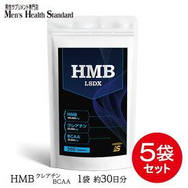 HMB hmb サプリメント LSDX(約5ヶ月分)BCAA クレアチン アルギニン シトルリン 配合されたワンランク上のHMBサプリメントが登場