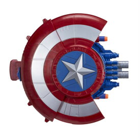 キャプテンアメリカ シールド ブラスター マーベル ナーフ MarvelCaptain America Blaster Reveal Shield Nerf並行輸入品