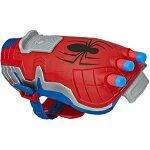 ナーフパワームーブスパイダーマンウェブブラストシューターマーベル並行輸入品【アベンジャーズダーツガン武器ガンダーツギミックウェブアクション】