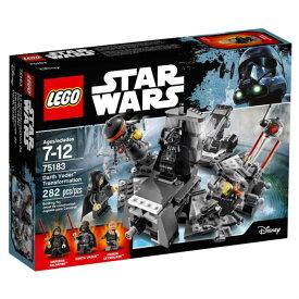 LEGO レゴスターウォーズ 75183 Darth Vader Transformation ダース・ベイダーの誕生 並行輸入品