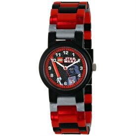 腕時計 スターウォーズ ダースベイダーLEGO レゴウォッチ DarthVader 8020301 並行輸入品【メール便/送料無料】