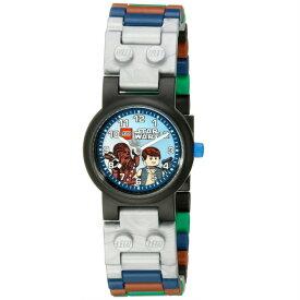 腕時計 スターウォーズ レゴウォッチ ハンソロ&チューバッカ LEGO 8020400 並行輸入品【メール便/送料無料】