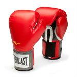 Everlastエバーラストプロスタイル練習用ボクシンググローブ12ozレッド並行輸入品
