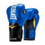 Everlastエバーラストエリートプロスタイル練習用ボクシンググローブ8ozブルー並行輸入品