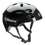 レイザーV-17ユースマルチスポーツヘルメットキャスターボードキックボードスケボー防災用キッズおしゃれ並行輸入品