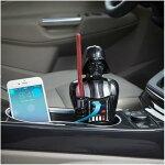 スターウォーズダースベイダーUSB車載充電器iPhone,iPad,Androido対応並行輸入品
