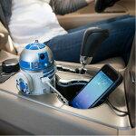 スターウォーズR2-D2USB車載充電器iPhone,iPad,Androido対応並行輸入品