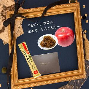 一番採りもずく ゼリーギフト(40g×10本) 敬老の日 プレゼント 健康 モズク りんご 難消化性デキストリン オリゴ糖 ビタミンC 手軽 美味しい 砂糖不使用 ゼリー飲料
