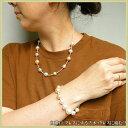 白蝶真珠11決算セールSV極小淡水ネックレスまたはブレスレット加工付