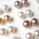 ナチュラルカラー 有核淡水真珠 丸玉12.0mm K18ピアスSVイヤリング【祝楽天出店20周年感謝セール】