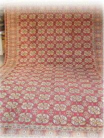 トルコ絨毯 ラグ 極上カイセリ産じゅうたん 376x253cm