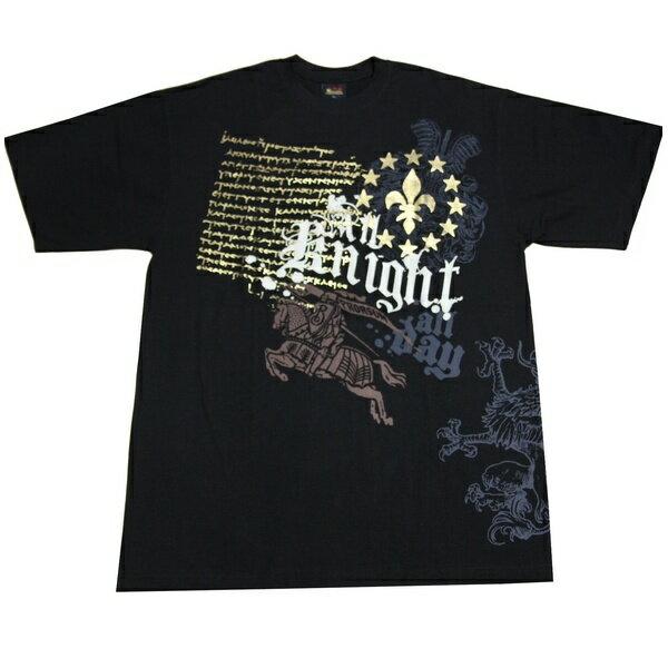 KINGDOM Tシャツ BLK ブラック キングダム 【 メンズ Tシャツ / ストリート / B系 / HIPHOP / レゲエ / ダンス / ヒップホップ / メール便可 / あす楽 】