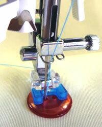 ジャガー(JAGUAR)ボタン付け押え【ラッキーシール対応】部品 押え オプション パーツ 便利 ハンドメイド