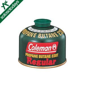 コールマン Coleman 純正LPガス燃料 Tタイプ 230g 5103A230T [ガス OD缶]