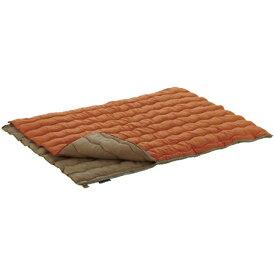 ロゴス LOGOS 2in1・Wサイズ丸洗い寝袋・2 72600680 [スリーピングバッグ 封筒型]
