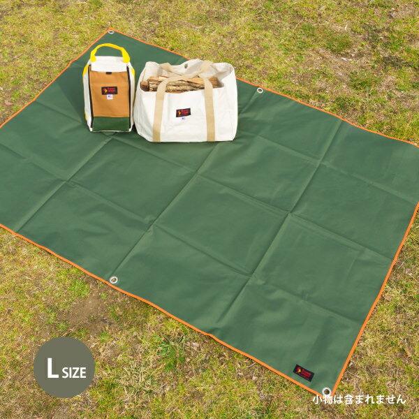 オレゴニアンキャンパー Oregonian Camper WP グランドシート L OCA-501 [グランドシート 防水]