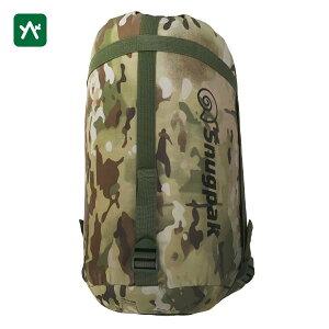 スナグパック Snugpak コンプレッションサック ミディアムサイズ テレインカモ SP14691TPC [圧縮バッグ 旅行 キャンプ]