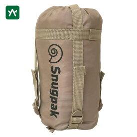 スナグパック Snugpak コンプレッションサック スモールサイズ デザートタン SP14721DT [圧縮バッグ 旅行 キャンプ]