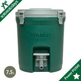 スタンレー STANLEY ウォータージャグ7.5L グリーン 01938-004 [保冷 タンク]