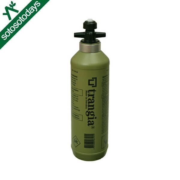 トランギア trangia フューエルボトル0.5L オリーブ TR-506105-GN [アルコール 燃料ボトル]