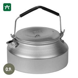 トランギア trangia ステンレスノブケトル 0.9L TR-SN324 [直火対応 やかん]