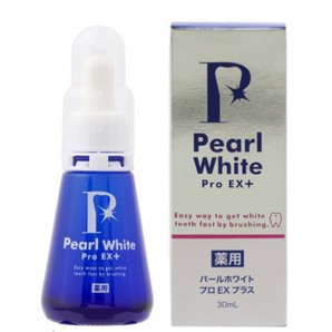 新成分!薬用パール ホワイト プロ EXプラス 歯のホワイトニング 自宅で簡単 白い歯 虫歯予防