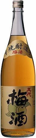 山元酒造【梅酒】五代 芋焼酎造り 梅酒 1800ml【RCP】