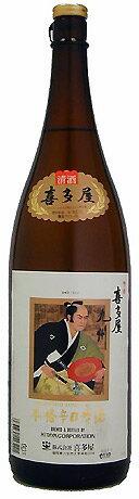喜多屋【本格辛口清酒】本醸造 金 九州  1,800ml