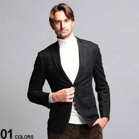 カルバンクライン メンズ ジャケット Calvin Klein CK コットン ジャージー シングル 2ツ釦 SLIM FIT ブランド テーラード CKMELLEN7EY0070