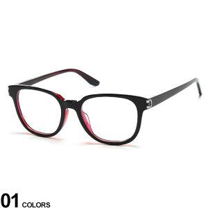 Cartier (カルティエ) ロゴ ウェリントン オプティカルブランド 男性 メンズ 眼鏡 伊達メガネ アイウェア サングラス クリア ギフト プレゼント CTOP0006OA001