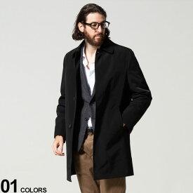 Calvin Klein (カルバンクライン) 無地 ライナー付き ステンカラー コートブランド メンズ 男性 アウター コート ビジネス フォーマル CKPARK