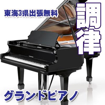 新規調律グランドピアノ お申し込みキャンペーン年数開いていても、定額料金1年の保障も付きます!プレゼント付【ピアノ調律】