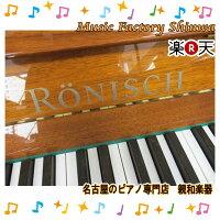 【名古屋のピアノ専門店】RONISCHレーニッシュ118KI【新館EU】