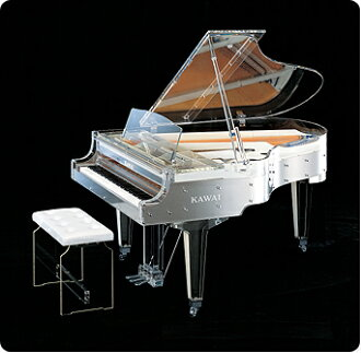 Crystal grand piano CR40A