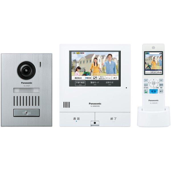 パナソニック ワイヤレスモニター付きテレビドアホン VL−SWD505KS メーカー取り寄せ品 出荷3〜4日