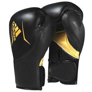adidas ボクシンググローブ ニュースピード300 ADISBG300BG //アディダス キックボクシング ボクササイズ サンドバッグ 本革 スパーリンググローブ 送料無料